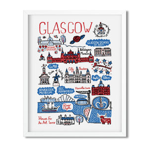 Glasgow, Scotland - Julia Gash - Mapsy