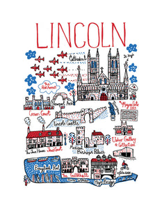 Lincoln, UK - Julia Gash - Mapsy