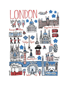 London - Julia Gash - Mapsy