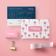 Lille Map - Claire Huntley - Mapsy