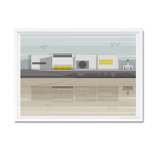 Margate Turner Contemporary print - Amalia Sanchez