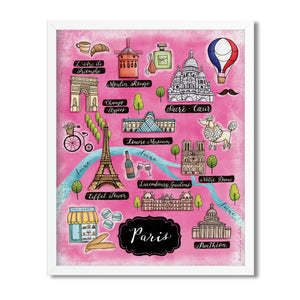 Paris, France - Aishwarya Vohra - Mapsy