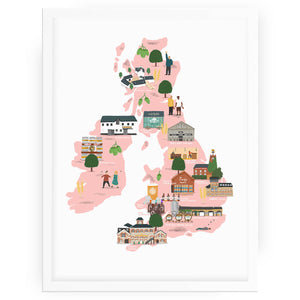 The UK & Ireland beer map - Alex Foster - Mapsy