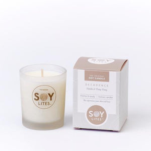 Luxurious Decadence Soy Lite Candles