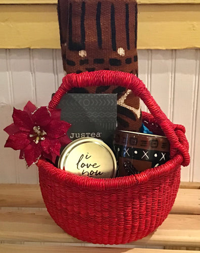The I Love You Gift Basket