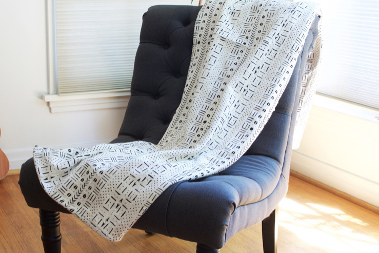 The Mali Throw Blanket