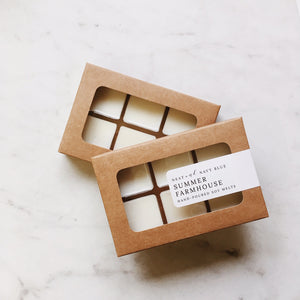 Lemon & Lavender | Soy Melts