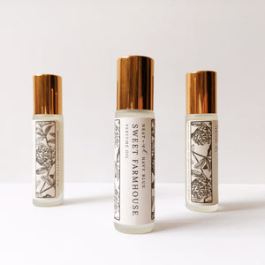 Sage & Sea Salt | Perfume Oil