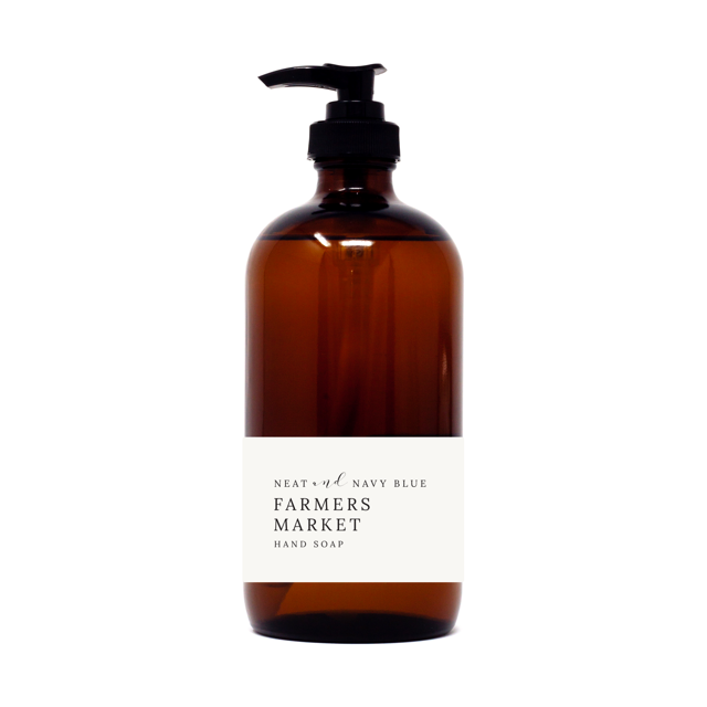 Farmers Market | Hand Soap