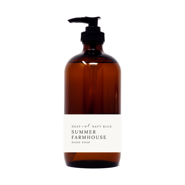 Summer Farmhouse | Hand Soap