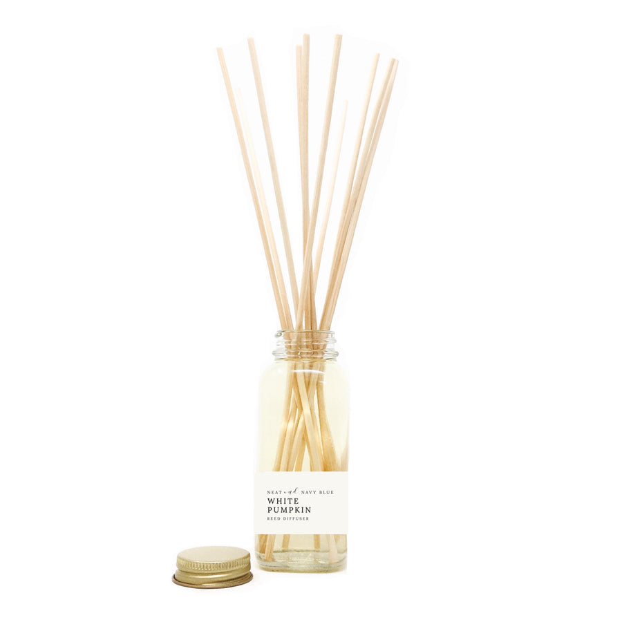 White Pumpkin | Reed Diffuser