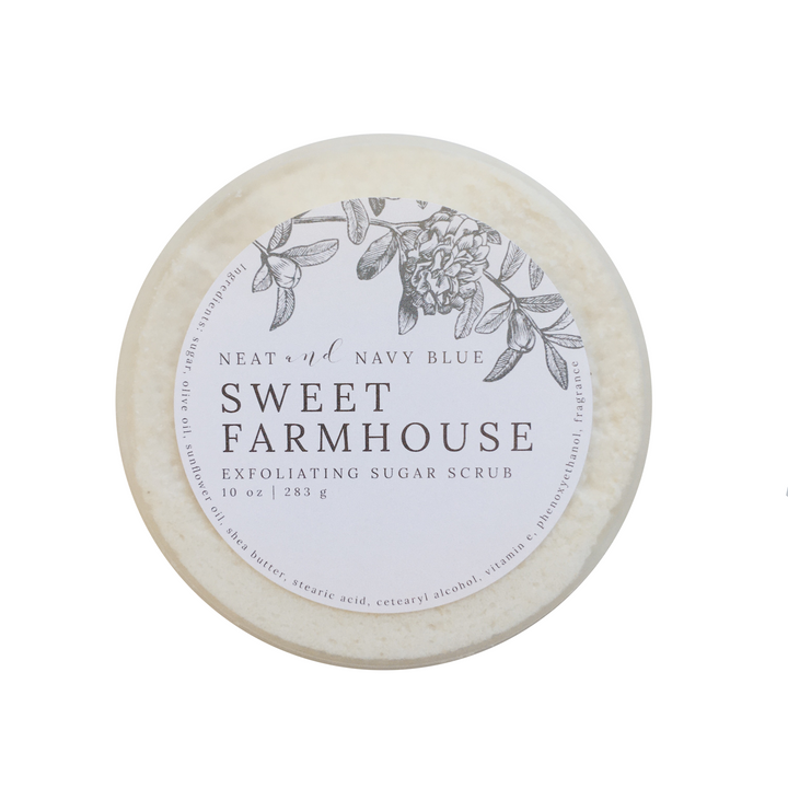 Sweet Farmhouse | Sugar Scrub