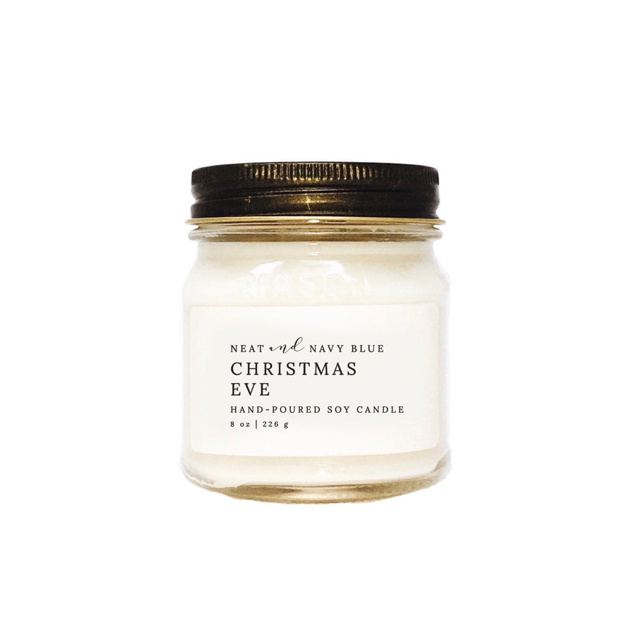 Christmas Eve | 8 oz Soy Candle