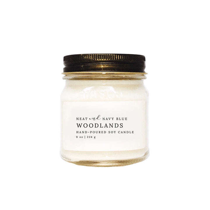 Woodlands | 8 oz Soy Candle