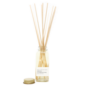 Sweet Clementine | Reed Diffuser