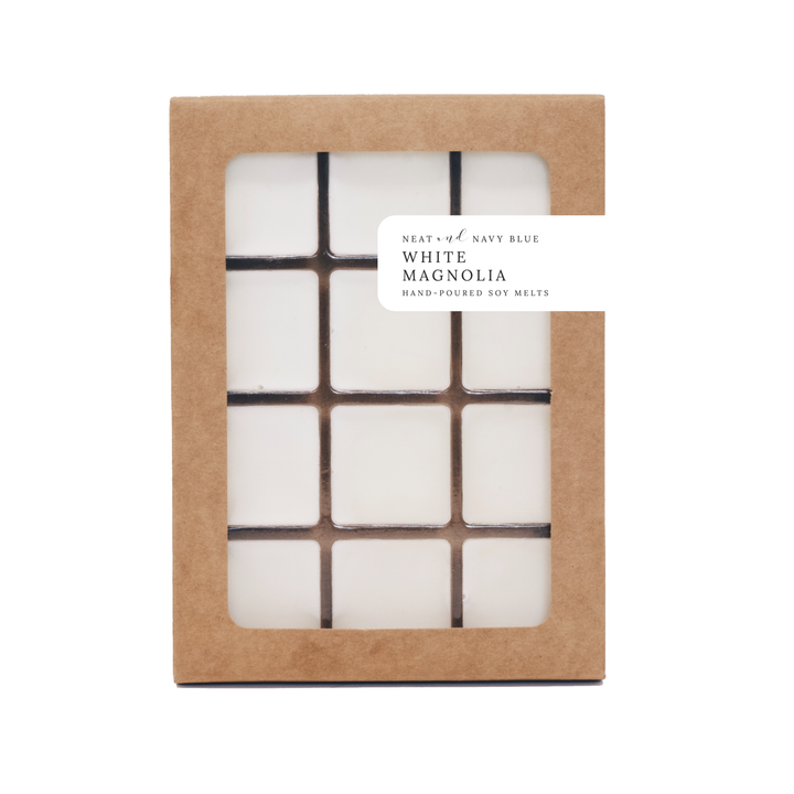 White Magnolia | Soy Melts