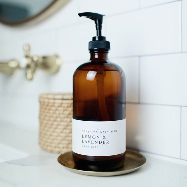 Lemon & Lavender | Hand Soap