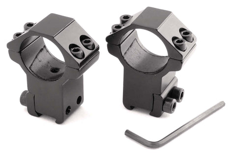 30mm ring high profile dovetail rifle scope mounts