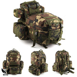 Militac 50L Molle Tactical 3 Day Assault Military Rucksack