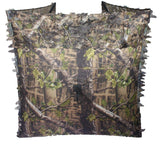 Chameleon Pigeon shooting Pop Up Blind Hide net / Green or Wetlands camo Pattern