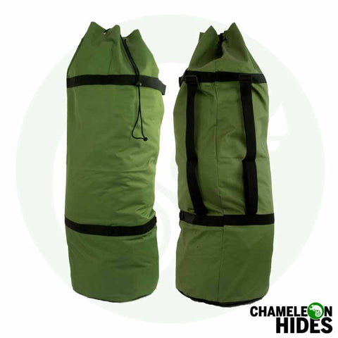 Chameleon Pigeon Shooting Bag: 100 Litre Holdall Bag