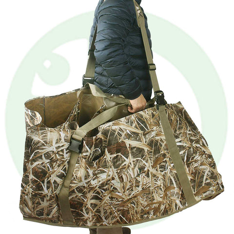Chameleon Hides Duck Decoy bag from IYS