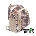 Realtree style camouflage backpack / Shooting, Fishing bag Hunting camo rucksack