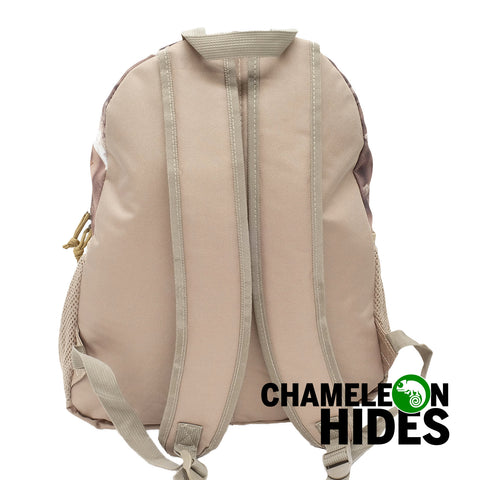 Chameleon Hides Realtree style camouflage backpack / Shooting, Fishing bag Hunting camo rucksack
