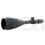 ATOM 6-24x50 AO Etched reticle Rifle Scope