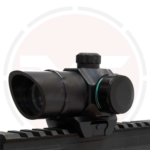 IYS 20mm weaver rail holographic red and green dot sight