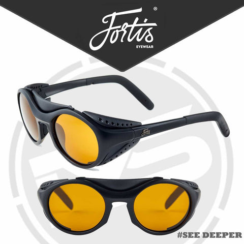 Fortis Eyewear Isolators Polarised Fishing Glasses from IYS