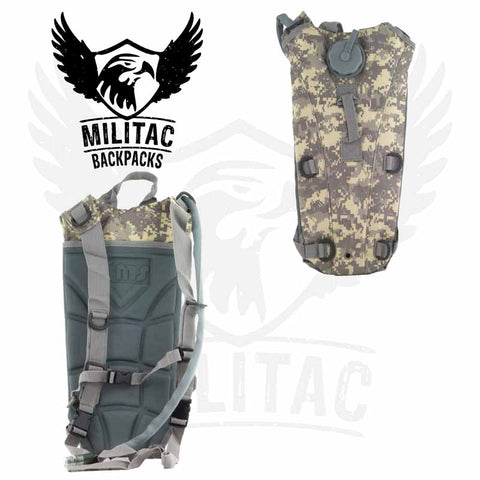 Militac Backpacks: Hydration Backpack With Water Bladder