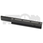 Dovetail to Weaver riser rail mount / Rifle rail riser mount / Scope mount riser