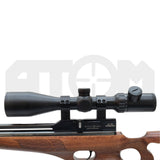 Atom 4-20x50 Side focus Rifle scope with Glass etched illuminated reticle