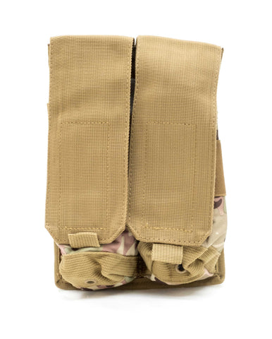 Multicam Double Mag Pouch