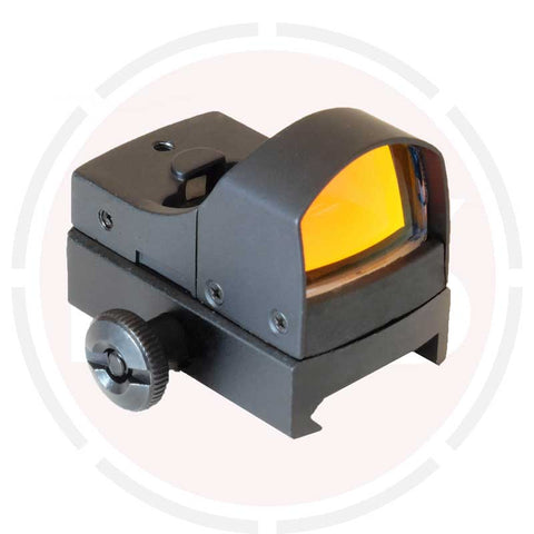IYS Compact tactical holographic red dot sight to suit 20mm weaver rails