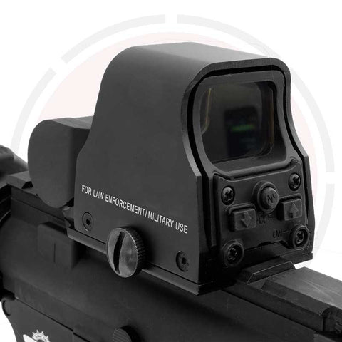 IYS 556 Type Holographic red & green dot reflex sight for 20mm weaver rail.