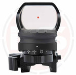 IYS Holographic Red & Green Dot Reflex Sight With Quick Release