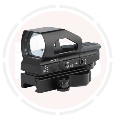 IYS Weaver rail quick detach holographic sight