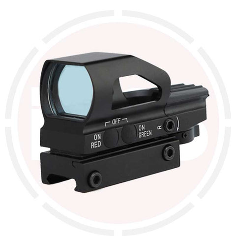 IYS Lightweight holographic reflex sight to fit 20mm weaver rails