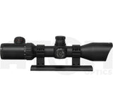 ATOM 3-12x42 Side Parallax Rifle Scope