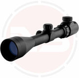 IYS 3-9x40 Illuminated red and green reticle rifle scope