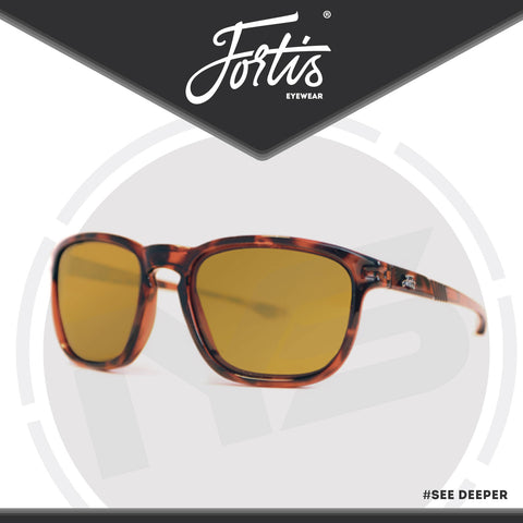 Fortis Eyewear Strokes Polarised Sunglasses