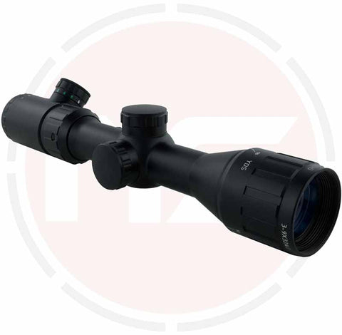 IYS 3-9x32 Rifle scope with Adjustable objective lens