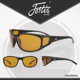 Fortis Eyewear Wraps Polarised Sunglasses