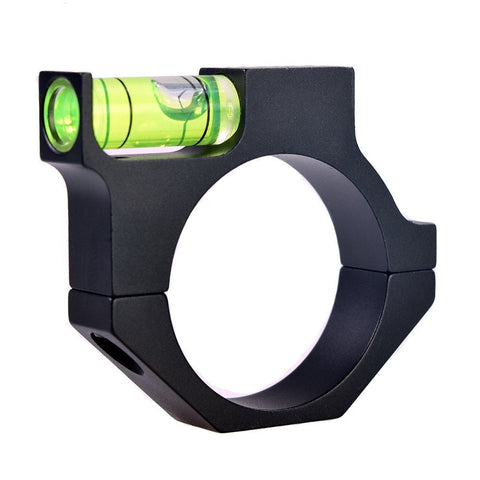 Atom Rifle scope anti-cant spirit level bubble mount to fit 25mm and 30mm rifle scope body
