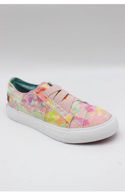 Load image into Gallery viewer, Blowfish - Marley Pink Rainwater Canvas Kids Shoes