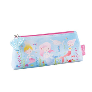 Load image into Gallery viewer, Floss & Rock - Mermaid Pencil Case