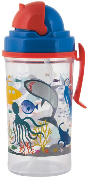 Floss & Rock - Deep Sea Water Bottle
