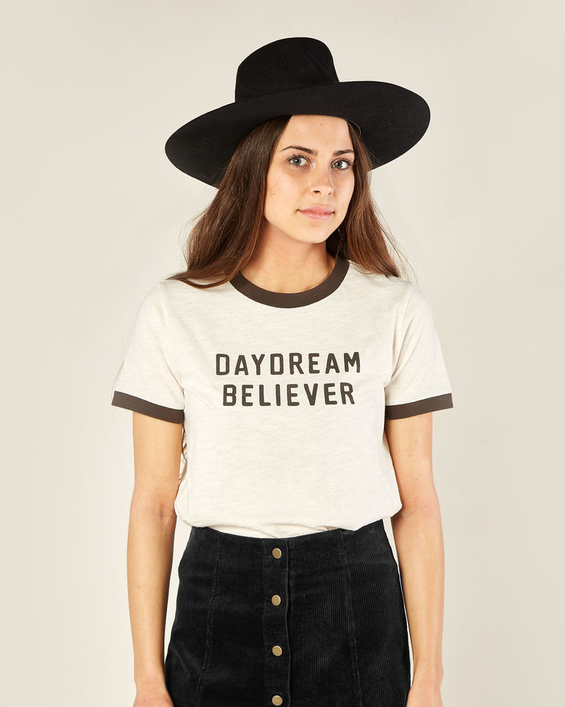 Load image into Gallery viewer, Rylee & Cru - Enchanted - Women's Daydream Believer Ringer